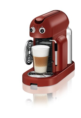 Nespresso Maestria C500 Espresso Maker, Rosso (Nespresso Barista compare prices)
