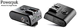 Powerpak TC-25S i-TTL Wireless Transceiver Flash Trigger for Nikon Camera Flash D800E D800 D700 D7000 D5200 D5100 D3200 DSLR 1/8000s