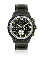 D&G Reloj de cuarzo Man DW0193 NEGRO