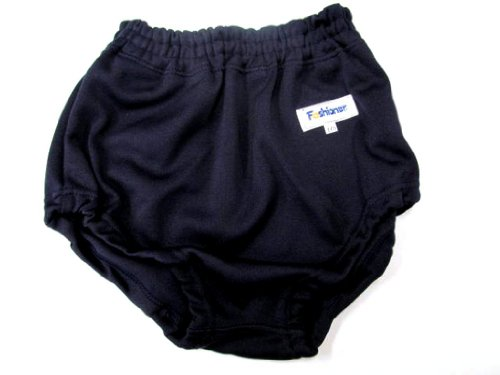 School gym wearing bloomers solid Navy blue color (LL)