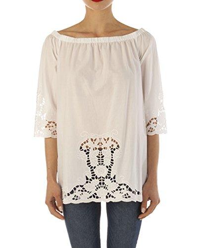 LIU-JO JEANS Donna Abbigliamento Abiti (Product Code f16095t1141/.11111/bianco ottico)