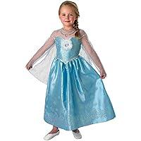 Rubies - I-889544l - Costume - Déguisement Luxe - Elsa - Taille L