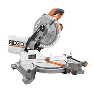 Factory-Reconditioned Ridgid ZRR4110 15 Amp 10 in. Miter Saw With Adjustable Laser