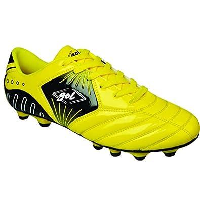 Amazon.com Gol Kids Multicolor Outdoor Soccer Cleats Shoes