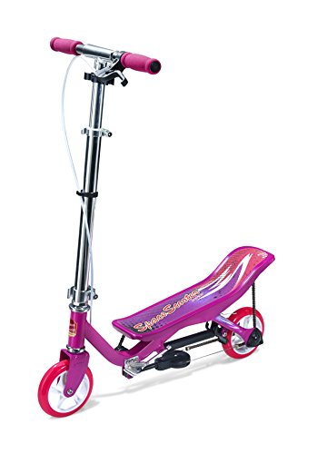 east-side-records-83003-junior-space-scooter-outdoor-und-sport-rosa
