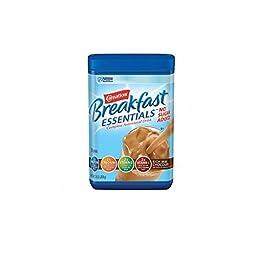 Carnation Breakfast Essentials Complete Nutritional Drink, No Sugar Added, Powder, Rich Milk Chocolate 7.05 oz (200 g)