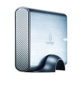 Iomega Prestige 500 GB USB 2.0 Desktop External Hard Drive 34270