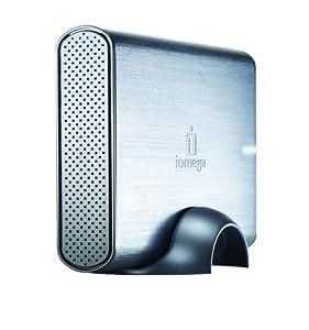 Iomega Prestige 500 GB USB 2.0 Desktop External Hard Drive 34270