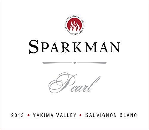 "2013 Sparkman Cellars ""Pearl"" Yakima Valley Sauvignon Blanc 750 Ml"