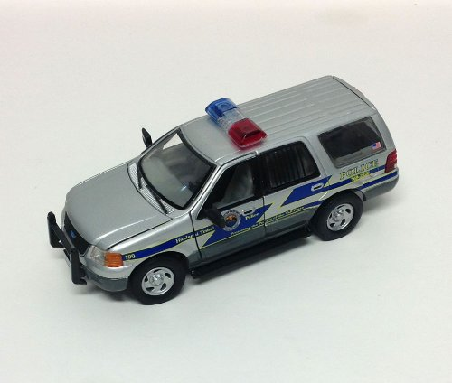Limited Edition Gearbox Die Cast 1:43 Hualapai Tribal Police - 1