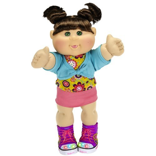 cabbage-patch-kids-twinkle-toes-caucasian-girl-doll-brunette-green-eyes-by-cabbage-patch-kids