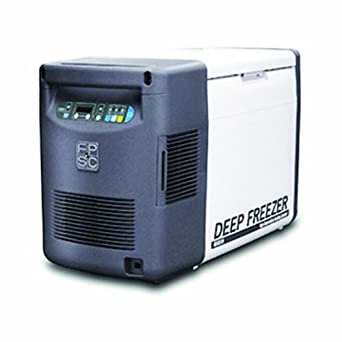 "Twinbird SC-DF25 Digital FPSE Portable Freezer, 12VDC, 25L Capacity, 27-3/32"" Width x 18-19/64"" Height x 13-19/32"" Depth, -40 to 10 Degrees C"