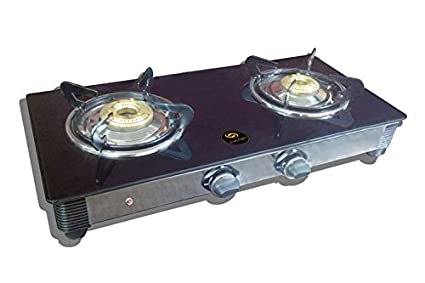 Nano 2 Burner Auto Ignition Gas Cooktop