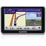 Garmin nüvi 140LMT 3D-Navigationsgerät (10,9 cm (4,3 Zoll) Touchscreen) schwarz
