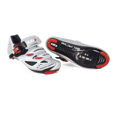 ... Garneau 2011 Revo XR2 Road Cycling Shoes – Silver – 1487063-067