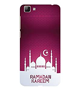 ifasho Ramadan muslim cover Back Case Cover for VIVO Y35