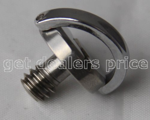 "Camera Tripod D-Ring Stainless Steel Screw 1/4"" Standard Size, Fit Most of Cameras and Camcorders"