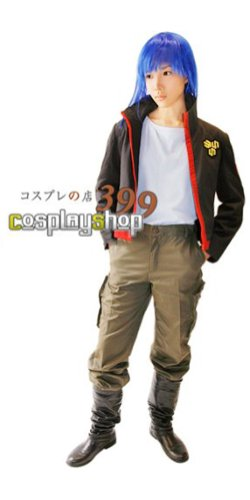 Costume for Cosplay of Alto Saotome From Macross Frontier (Extra Large)