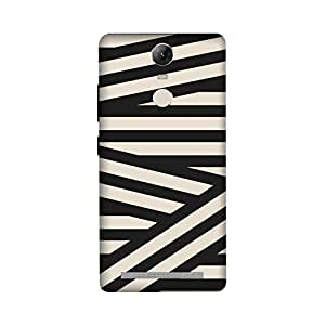 Lenovo Vibe K5 Note Perfect fit Matte finishing Pasley Pattern Mobile Backcover designed by Aaranis (Multicolor) Perfect fit Matte finishing Motif Pattern Mobile Backcover designed by Aaranis (Black)