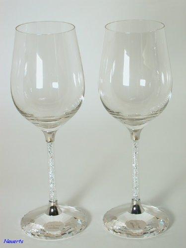 Swarovski crystal stemware 1095948 red wine glasses best wine - Swarovski stemware ...