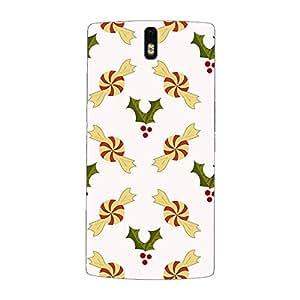 Garmor Designer Plastic Back Cover For OnePlus One