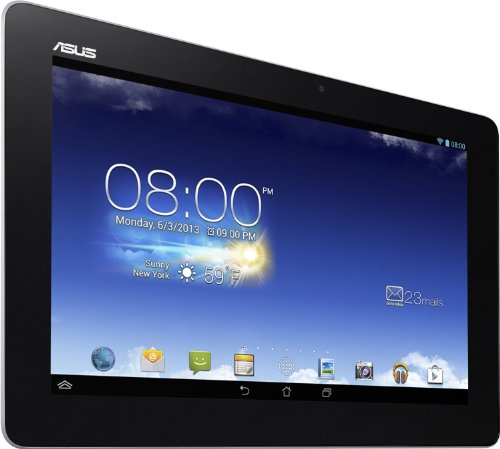 Asus MeMo Pad Full HD10 ME302KL 25,65 cm (10,1 Zoll) Tablet-Computer (Qualcomm 8064 Pro, 1,5GHz, 2GB RAM, 16GB HDD, Adreno 320, LTE/3G, Android) weiß