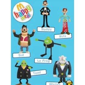 Mcdonalds Flushed Away 6 Figure Set - Buy Mcdonalds Flushed Away 6 Figure Set - Purchase Mcdonalds Flushed Away 6 Figure Set (Flushed Away, Toys & Games,Categories,Toy Figures & Playsets,Miniature Figures)