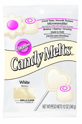 Why Should You Buy Wilton 1911-1366 Candy Melts, 12-Ounce, White