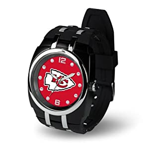 Brand New Kansas City Chiefs NFL Crusher Series Mens Watch by Things for You
