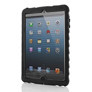 iPad mini - Drop Tech - Ruggedized Case -Black-Black
