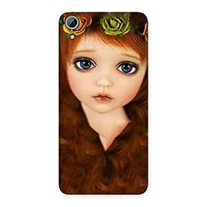 Special Tini Doll Multicolor Back Case Cover for HTC Desire 826