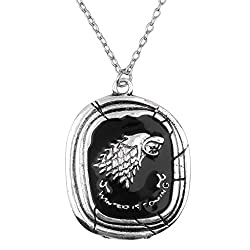 Game of Thrones Winter is Coming Pendant - 4