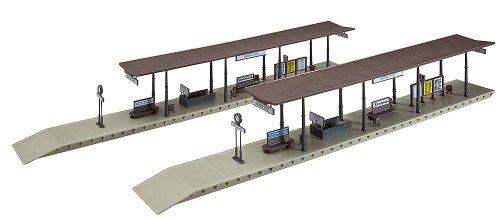 FALLER 120191 - 2 Bahnsteige, 48 mm