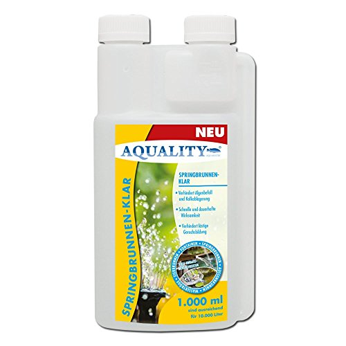 AQUALITY Springbrunnen-Klar 1.000 ml