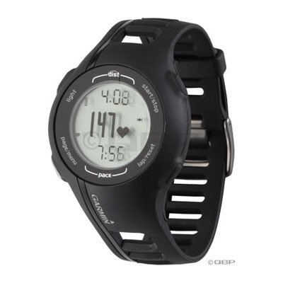 Cheap Garmin Forerunner 210 with Heart Rate and Foot Pod: Black (010-00863-31)