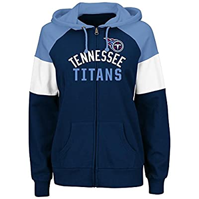 Women's Hot Route Full Zip Tennessee Titans Jacket
