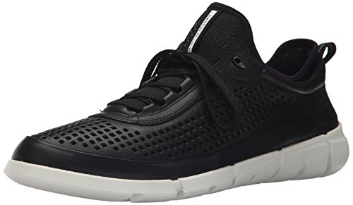 ECCO Intrinsic 1 Men's Scarpe Sportive Outdoor, Uomo, Nero(Black/Black 51052), 45 EU