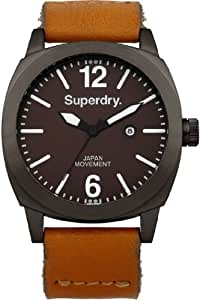 Amazon.com: Superdry Men's Watches SYG103TT: Watches