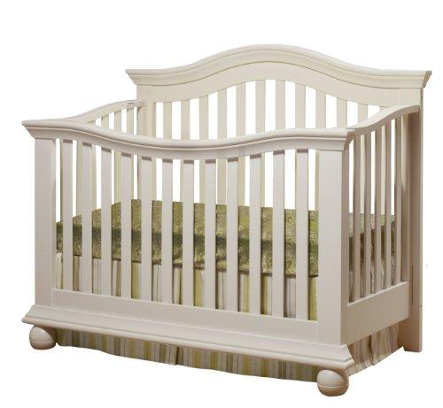 Nursery Crib Sorelle Vista Couture Crib French White