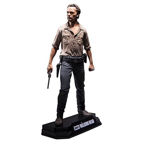 The Walking Dead TV Version Action Figure Rick Grimes 18 cm McFarlane Toys Figures