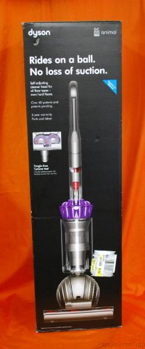 Dc40 Animal Origin Upright Vacuum Cleaner Purple New/Sealed 203331-01-Dyson front-602284
