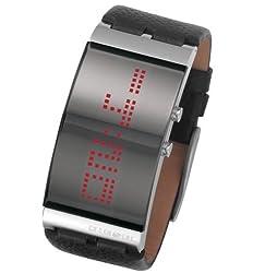 Diesel DZ7092 Digital LED Black Mens Watch