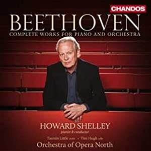 Beethoven Complete Works For Piano And Orchestra Chandos Chan 106954 from Chandos