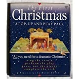 The First Christmas: A Pop-Up and Play Pack/Pop-Up Nativity Model