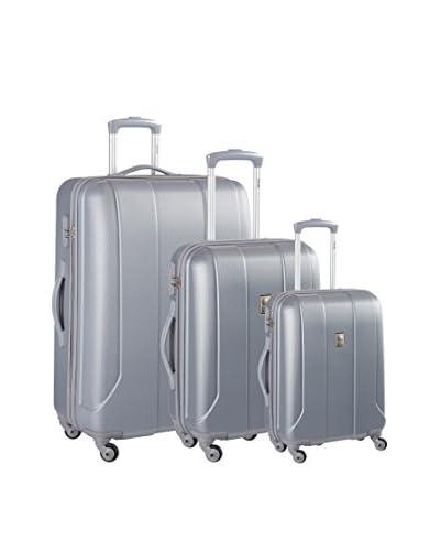 Delsey Set de 3 trolleys rígidos Stratus