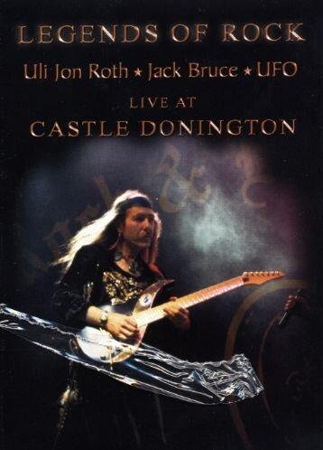 Roth Uli Jon-Live At Castle Doningt. - Dvd