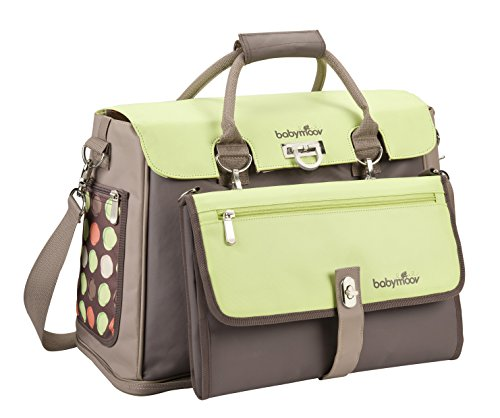 Babymoov Maternity Bag Free Hand (Almond/ Taupe) front-804404