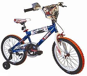 Dynacraft 18 inch Bike - Boys - Hot Wheels