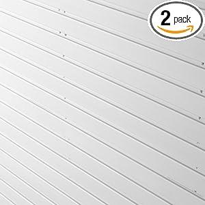 Gladiator GarageWorks GAWP082PMY GearWall Panels, 2-Pack