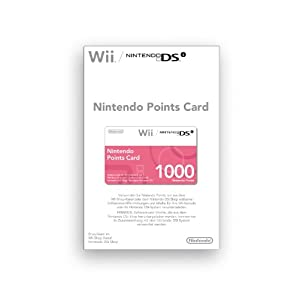 Nintendo 1.000 Wii-Points
